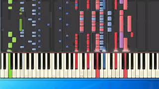 Searchers - Sweets for my Sweet (hb) [Piano Tutorial Synthesia]