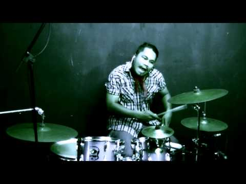 Jeffrydin - Siti Haida Drum Cover by Wann Zeen