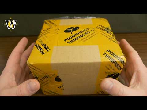 Unboxing The Thinnest 200m Water Resistant Watch...IN THE WORLD!!!
