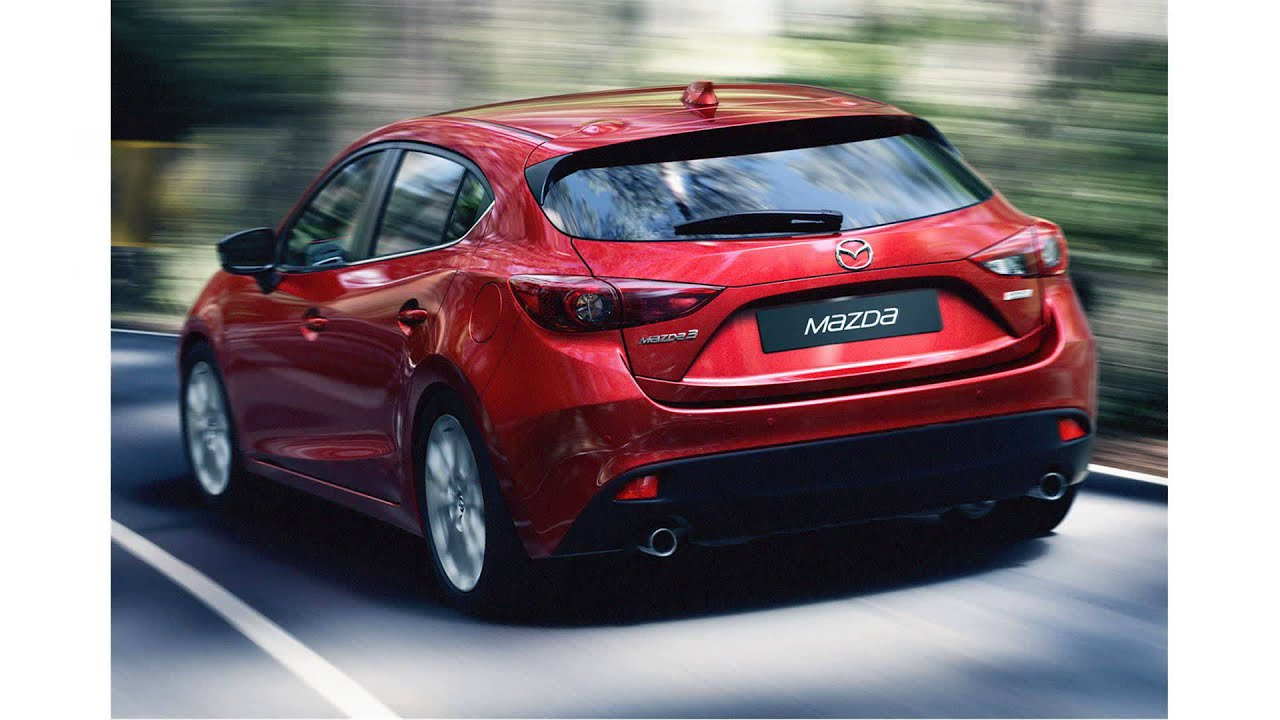 2015 model mazda 6 hatch - YouTube