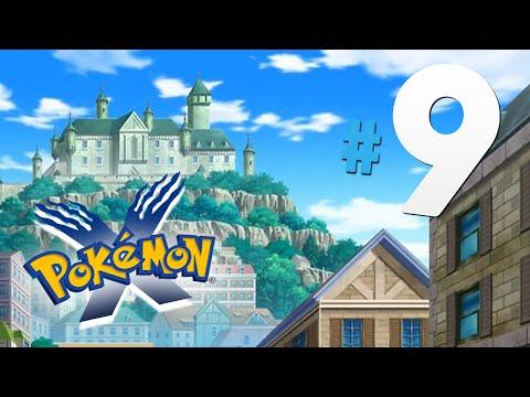 EL CASTILLO ABANDONADO - Pokémon X 3DS | EP.9