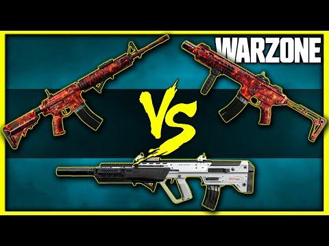 M4 Vs Ram 7 Vs M13 In Warzone! | Best Fast Fire Rate AR!