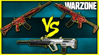 M4 vs Ram 7 vs M13 in Warzone! | Best Fast Fire Rate AR!