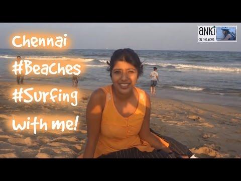 Beaches of Chennai
