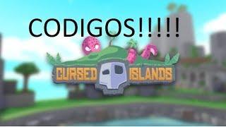 Codigos de cursed islands (ROBLOX)