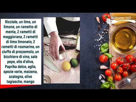 ricetta-ricciole-al-forno-alle-erbe-aromatiche-con-salsa-al-mango