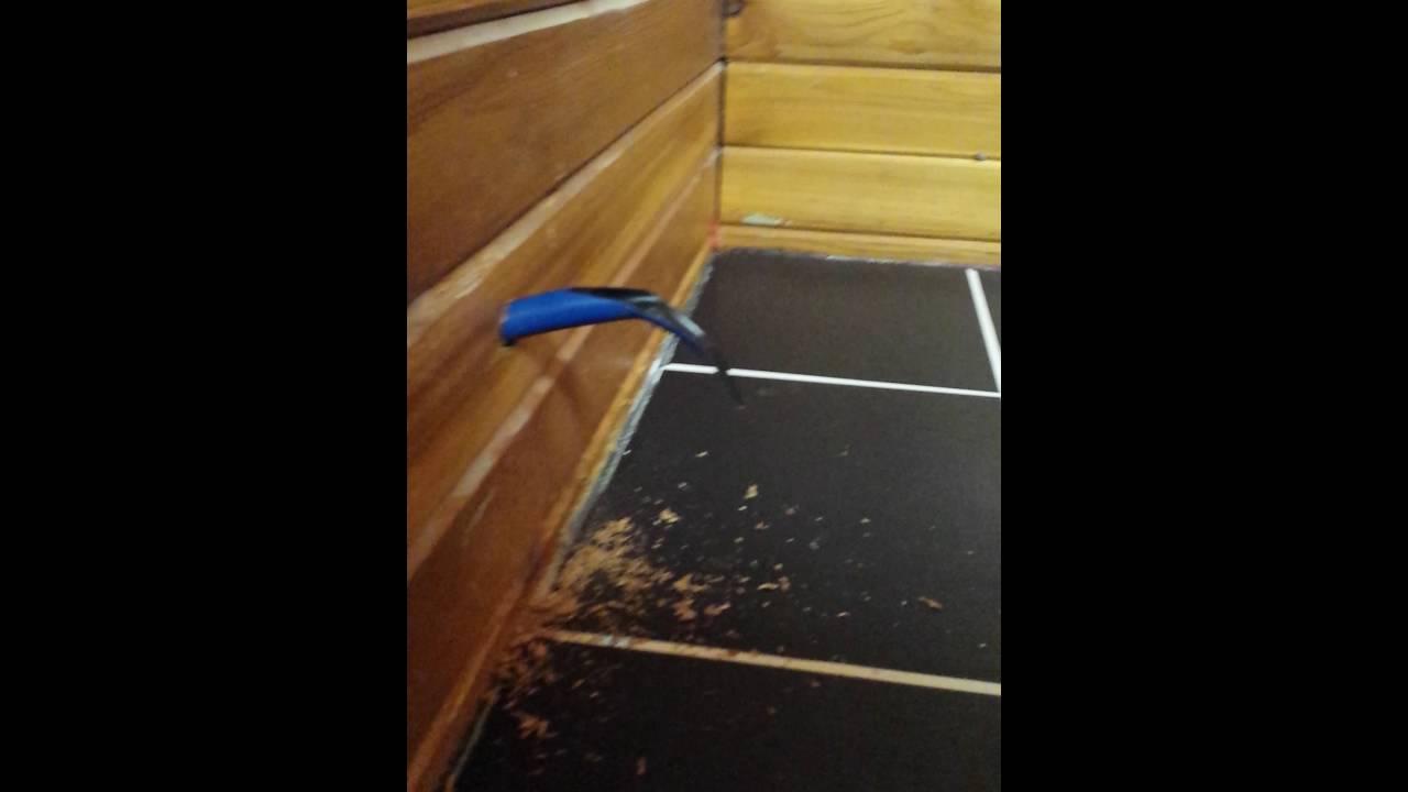& Pex pipe 90 corner bend in wall trick - YouTube
