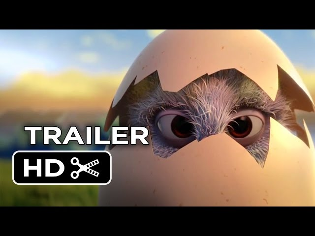 Bold Eagles Official Trailer #1 (2014) - Wildlife Animation Movie HD