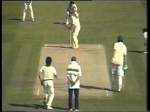 Imran Khan vs England 3rd test 1982 Travel Video