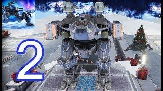 War Robots PC - Gameplay Walkthrough Part 2 | Leo Game play
