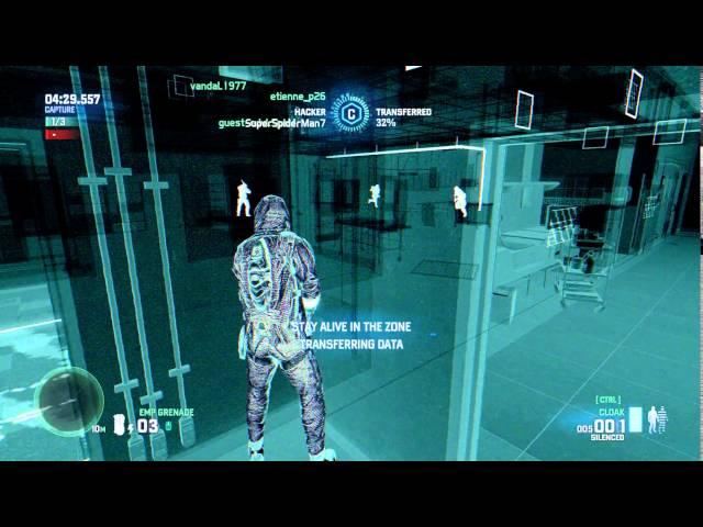 Spies vs Mercs Blacklist Mode Full Spy Part
