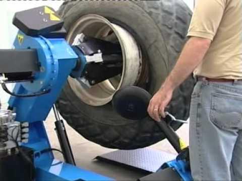 SARV , CEMB -Truck Tyre Changer - CM27T.mpg