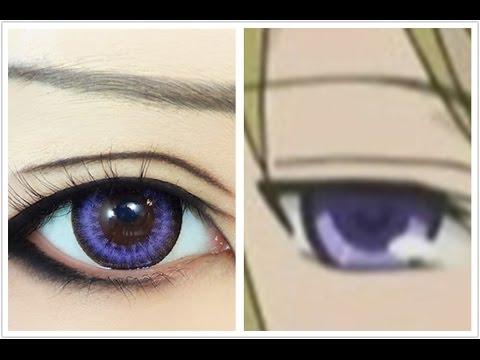 Tamaki Suoh Tutorial Anime Eye Makeup 78 Youtube