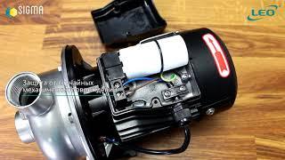 видео Купить горизонтальный насос центробежный