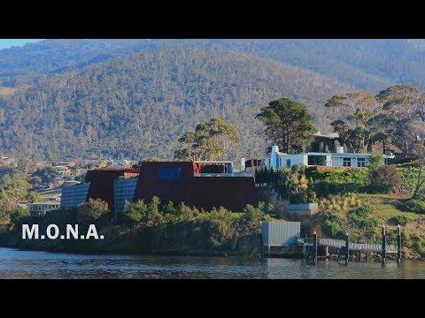 Day boat trip to M.O.N.A. Hobart Tasmania 2017