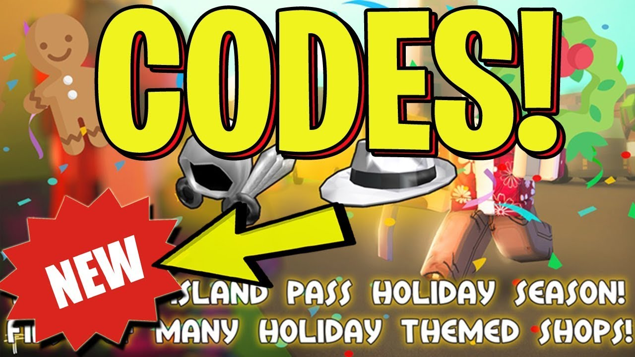 Roblox Island Royale Codes 2018 October Fun And Game Island Royale New Code 5k Bucks Roblox Holiday Update