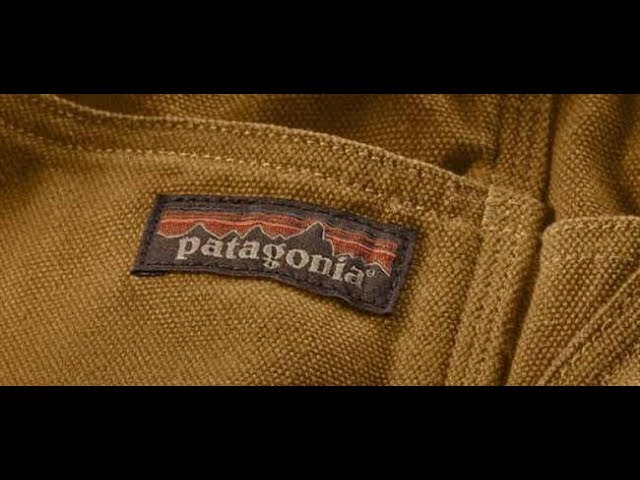 Patagonia Iron Forge Hemp Canvas Double Knee Work Pants Review
