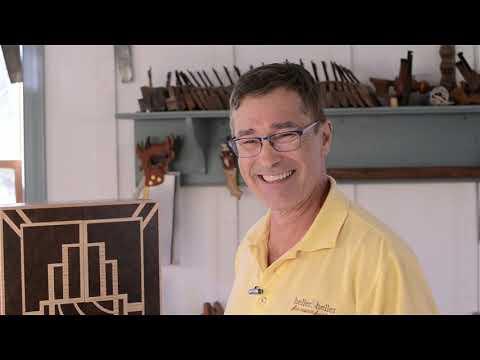 Dave Heller: Fine Furniture Maker & Marquetarian