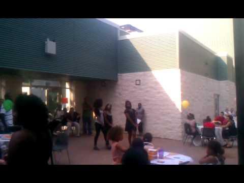 Daylight twilight high school dance