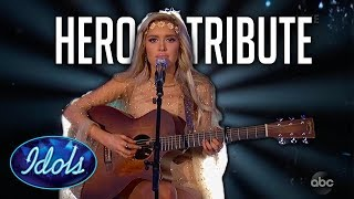Gambar cover Top 5 Contestants on American Idol 2019 (Hero Tribute) | Idols Global