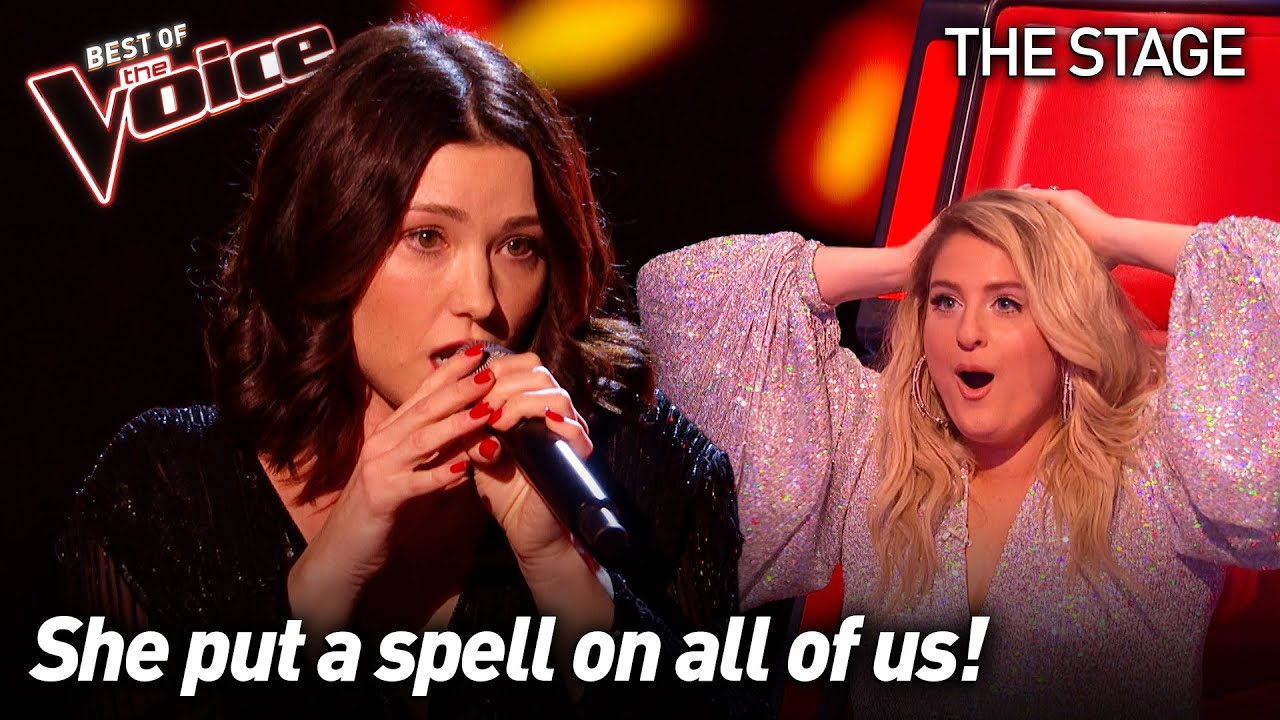 Cat Cavelli sings 'I Put A Spell On You' by Screamin' Jay Hawkins | The Voice Stage #75