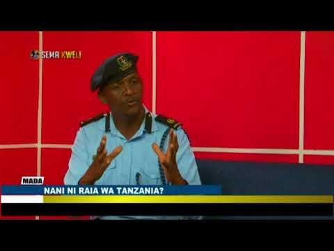 Nani Raia wa Tanzania