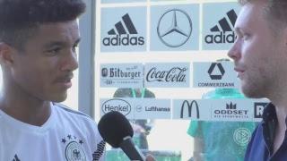 U 17-Länderspiel: Deutschland - Italien