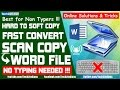 Convert Hard Copy To Soft Copy | 30 Sec Process | With GOOGLE DRIVE
