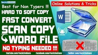 Convert Hard Copy To Soft Copy | 30 Sec Process | With GOOGLE DRIVE screenshot 4