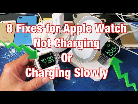 Apple Watch Not Charging Or Charging Slowly? 8 Easy Solutions FIXED
