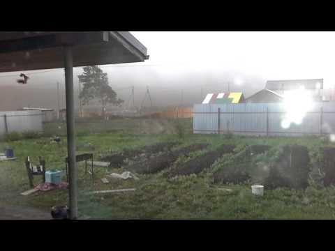 Екатеринбург ураган Свердловская область Студенческий поселок