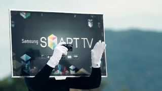 "Samsung SmartTV ""ติดเกาะ"" Digital Campaign / Photo Keyword Thumbnail"