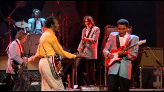 CHUCK BERRY, KEITH RICHARDS, ROBERT CRAY - Brown Eyed Handsome Man