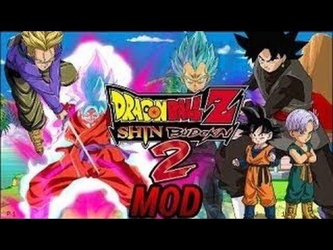 ⚡ Dbz super shin budokai apk | Dragon Ball Z Shin Budokai 5 Mod