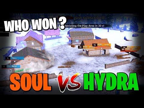 Elite Customs | SOUL vs HYDRA | 🔥Who won ??
