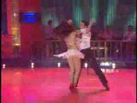 Plug of Shall We Dance final showdown - Pia problem