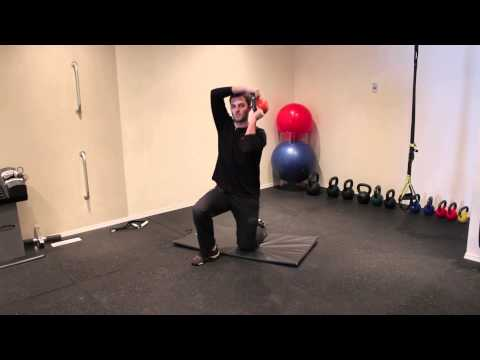 How To Do A Kettlebell Halo