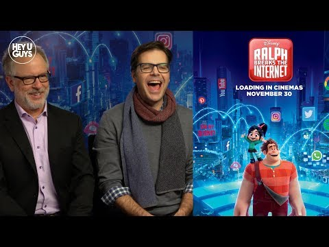 Directors Rich Moore and Phil Johnston on breaking the Internet in Wreck-It Ralph 2 Mp3