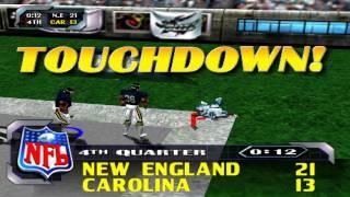 New England Patriots-NFL Blitz 2000 PC