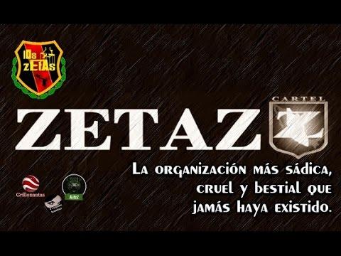 Atrocidades innegables. Los Zetas y sus Crímenes de Lesa Humanidad.