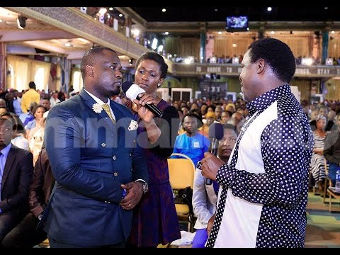 SCOAN 04/12/16: (Part 2/3) Prophecy Time, Prayer & Deliverance with TB Joshua