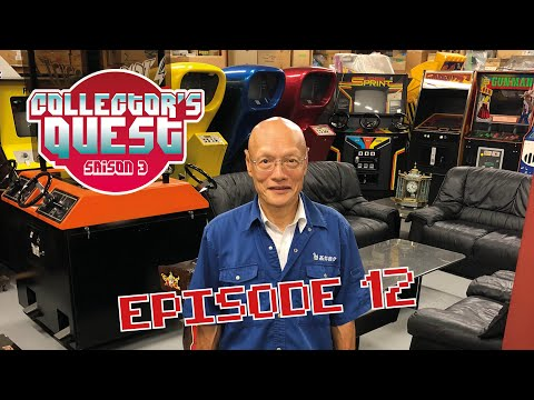 Collector's Quest Saison 3 au Japon (Ep.12) Takai Shokai