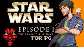 Star Wars The Phantom Menace Review (PC) - SpaceHamster