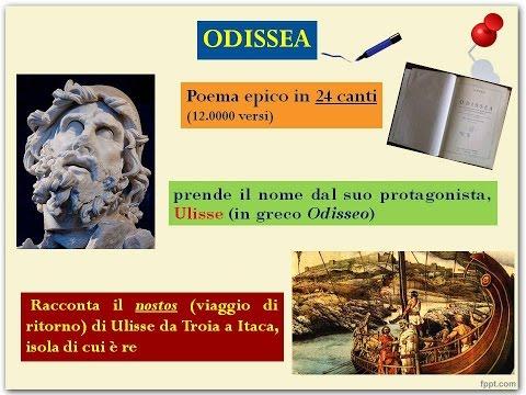 L' ODISSEA