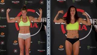 Bellator 238 Weigh-Ins: Julia Budd, Cris Cyborg Make Weight - MMA Fighting