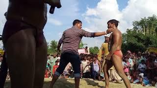 मध्यप्रदेश और बिहार के पहलवान के बीच ऐसा कुश्ती हुआ कि लोगो की सांसें रुक गई plese describe  channel