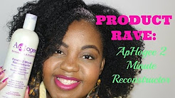 """No More Dry & Brittle """"Natural Hair"""" 