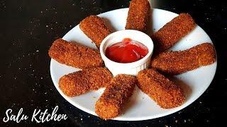 കഴിച്ചവർ വീണ്ടും കഴിക്കാൻ കൊതിക്കുന്ന ഇഫ്താർ സ്നാക്ക് | Salu Kitchen | Chicken Fingers