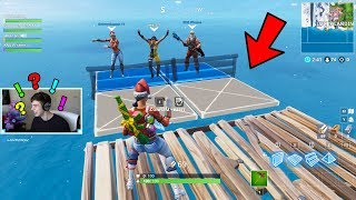 Betraying my teammates in Fortnite.. (GONE WRONG LOL)