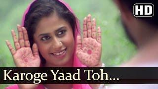 Karoge Yaad Toh - Naseeruddin Shah - Smita Patil - Bazaar - Bhupinder Singh - Bollywood Ghazal